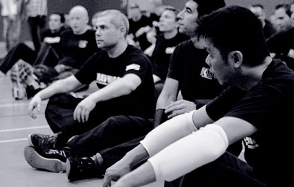 Horarios de entrenamiento de Kravmaga en Valencia