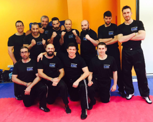 Curso de instructores con Shachar Izraeli