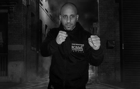Enrique Pardo instructor de Kravmaga